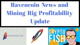 Ravencoin News and Mining Rig Profitability Update