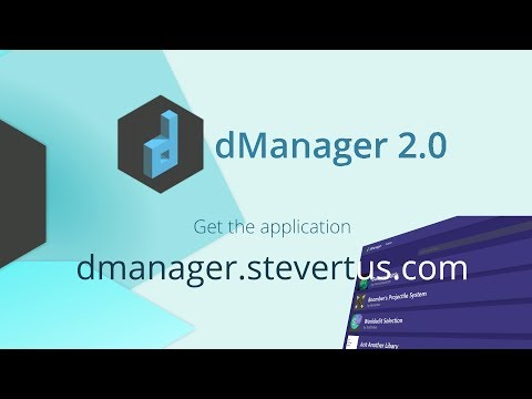 dManager - the 1 13 datapack installer, updater and manager