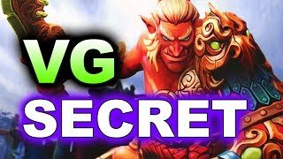 SECRET vs VG - #TI8 DAY 2 GROUP B! - THE INTERNATIONAL 2018 DOTA 2
