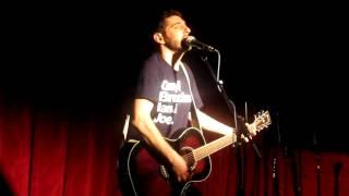 Jonah Matranga - Crush On Everyone - Maxwell's - Hoboken, NJ - 03.07