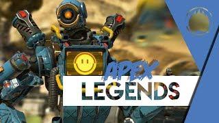 18+ Apex Legends кто сможет прожить достаточно долго, может стать Легендой.