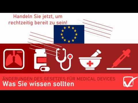 Medizinprodukteverordnung für Hersteller