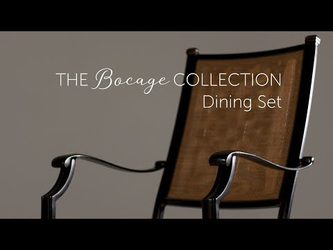 Bocage Dining Collection Overview