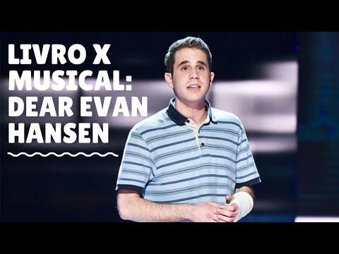 LIVRO X MUSICAL | DEAR EVAN HANSEN | Escritora Whovian