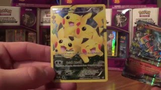 MYTHICAL MEW Box Opening + XY Generations Packs MEGA Charizard EX + Pikachu!