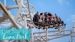 Day Trip to Luna Park, Coney Island