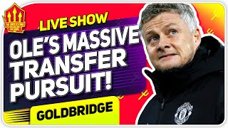 Solskjaer' Wants Another Bruno Transfer in January! Man Utd News Now