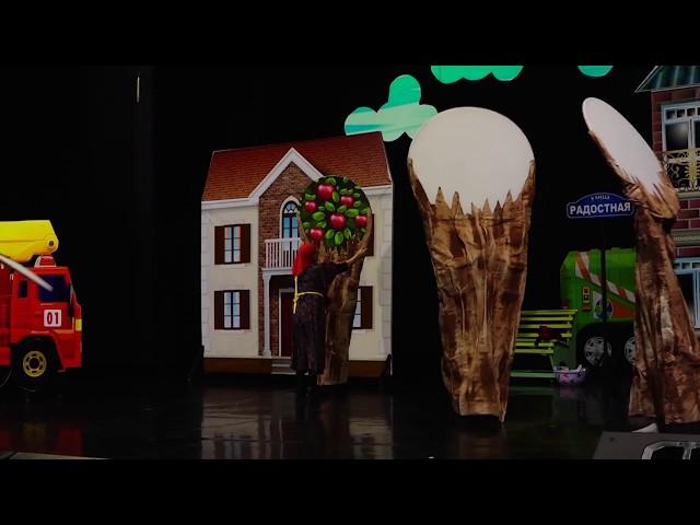 Театр сказок приглашает на премьеру