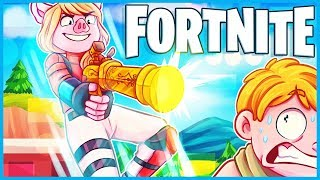 *NEW* FLINT-KNOCK PISTOL is AMAZING in Fortnite: Battle Royale! (Fortnite Funny Moments & Fails)