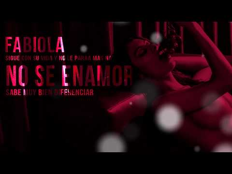 Fabiola - Neblinna MC feat. Dulce Marianis (Video)