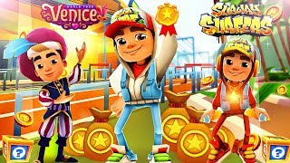 Subway Surfers Venice 2019 (25 Boxes Opening) - Best GamePlay