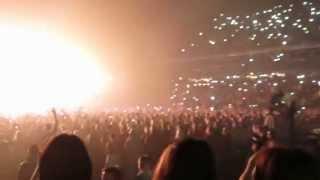 Apulanta-Maanantai-Barona Areena 10.1.2015