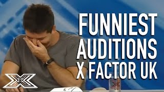 Video Funniest Auditions on X Factor UK | Vol.1 MP3, 3GP, MP4, WEBM, AVI, FLV September 2019