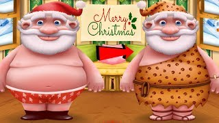 Fun Santa Care Kids Game - Santa's Little Helper - Let's Help Santa Dress Up Cleaning Fun Games