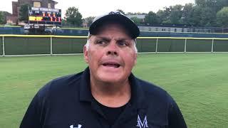 Softball Recap | Centennial HS | Head Coach Mike Edmonson | 09-17-19