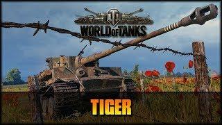 World of Tanks - Live: Tiger 1 [ deutsch 🐄 gameplay ]