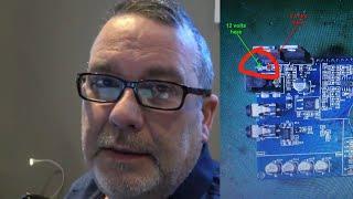 Recent RS-918 Repair -  Part I