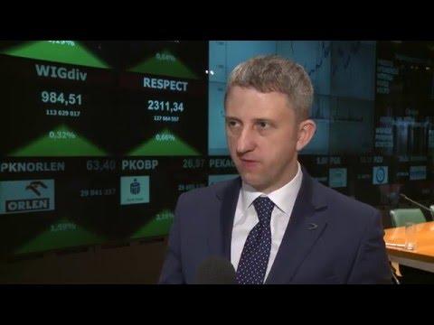 Wyniki finansowe Grupy Azoty za 2015 komentuje Andrzej Skolmowski, Wiceprezes Zarządu spółki - zdjęcie