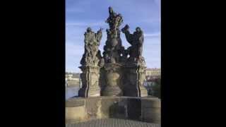 Po Karlově mostě - František Bačkovský