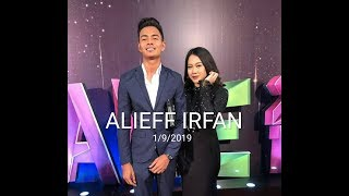 Tiktok Alieff Irfan terbaru 1/9/2019