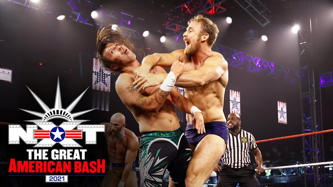 MSK Retain NXT Tag Team Titles Over Ciampa & Thatcher At The Great American Bash