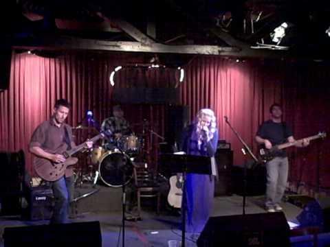 "Fallon Franklin sings ""crazy girl"" cd release"