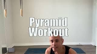 Kettlebell Blast Pyramid June 14, 2021