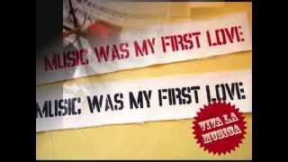 Music Was My First Love John Miles