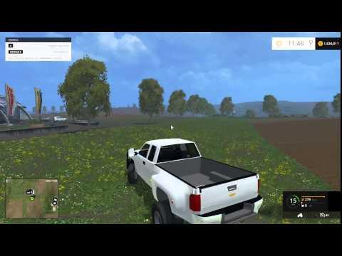 Farming Simulator 2015: Chevy Duramax