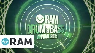 RAM Drum & Bass Annual 2015 Minimix - Mixed by Frankee