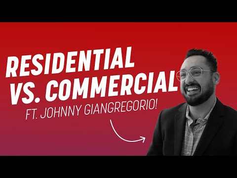 , title : 'What's the Difference Between Residential and Commercial Real Estate?