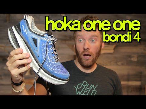 HOKA ONE ONE BONDI 4 REVIEW | The Ginger Runner