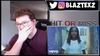 HIT OR MISS Koffee   Rapture Remix (Official Video) Ft  Govana REACTION