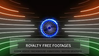 Indian flag animation | 15 August status video | Indian Flag Background | Tiranga Indian flag video