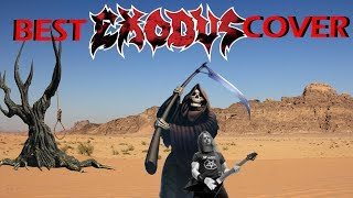 Exodus Shreds: Good Day to Die - BEST COVER EVER!!! (Parody)