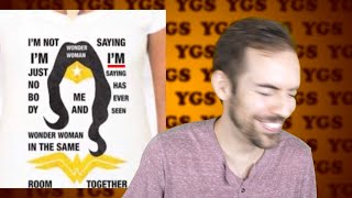 This shirt DESTROYED me (YGS #137)