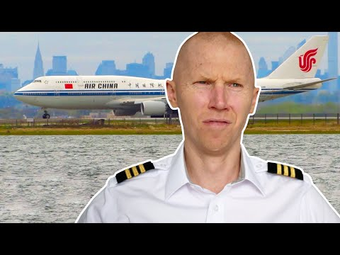 Air China 981 Pilot Lost at JFK  | ATC vs Pilots