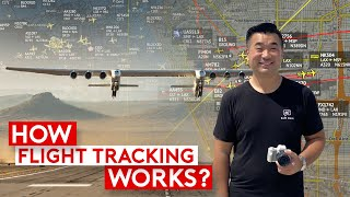 The Secret World of Flight Tracking – How It Works?