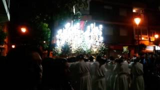 preview picture of video 'Alcantarilla semana santa 2013 san juan domingo 24'