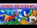 Sonic Lost World Is Not Good  Dude Reviews