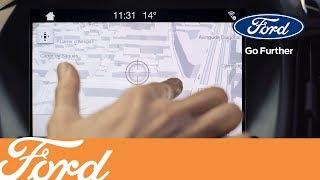 Ford SYNC 3 – Kartat