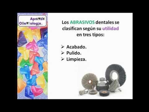 materiales abrasivos dr. nimrod