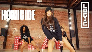 Logic   Homicide (feat. Eminem) (Dance Video) | Mandy Jiroux