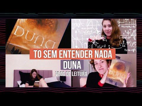 VLOG DE LEITURA #3: DUNA - Frank Herbert ▪� Diana Martins