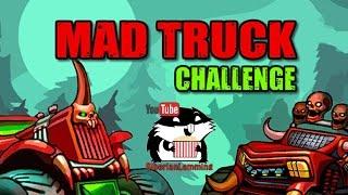 Mad Truck Challenge с Сибирским Леммингом (Kongregate)