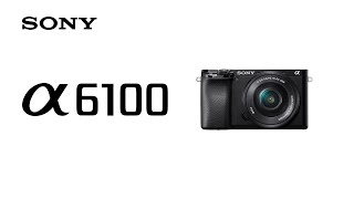 YouTube Video t2dOkoGdh64 for Product Sony A6100 (ILCE-6100) APS-C Mirrorless Camera by Company Sony Electronics in Industry Cameras
