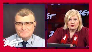 Dr Paweł Grzesiowski: Za 2-3 tygodnie możemy mieć 25 tys. zachorowań dziennie  ( POJ....)