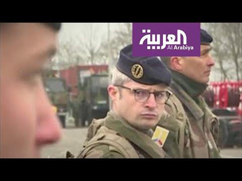 العرب اليوم - شاهد: الجيش الفرنسي يتدخل ضد