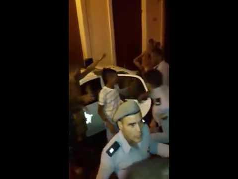 Pelea en La Habana entre policías y ciudadanos