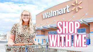 WALMART SHOP WITH ME // KITCHEN AND HOME DECOR 2019